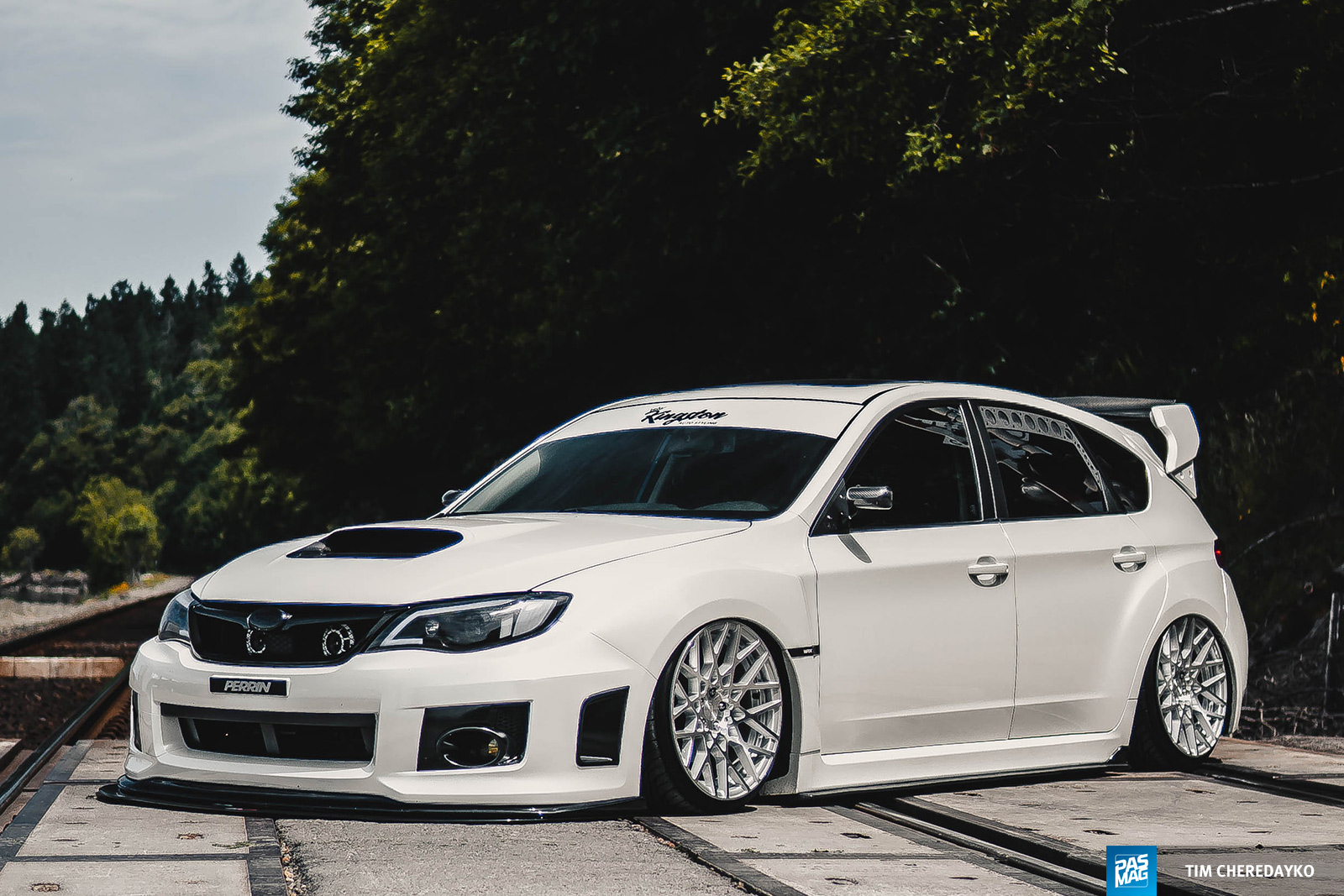 12 Mindy Hearring 2013 Subaru Impreza WRX pasmag tuner battlegrounds hot import nights
