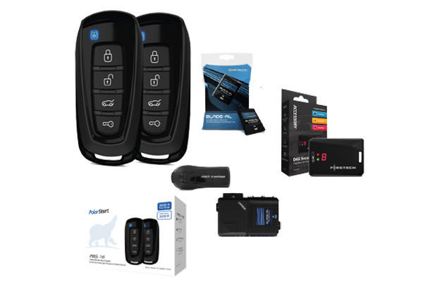 PolarStart 1 Way Remote Starter with Blade ALCA and FT DASII