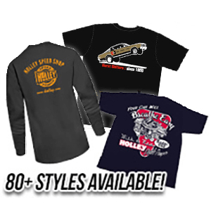 Holley Performance Products gift ideas 2019 shirts