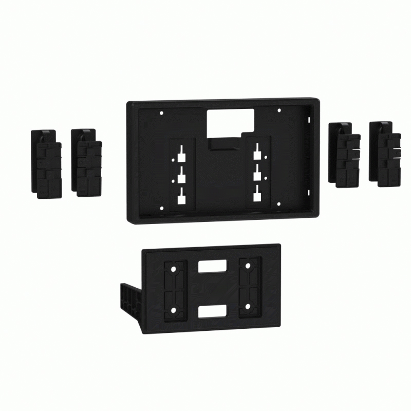 metra electronics Now Shipping Floating Mount Pioneer 8in Radio 02