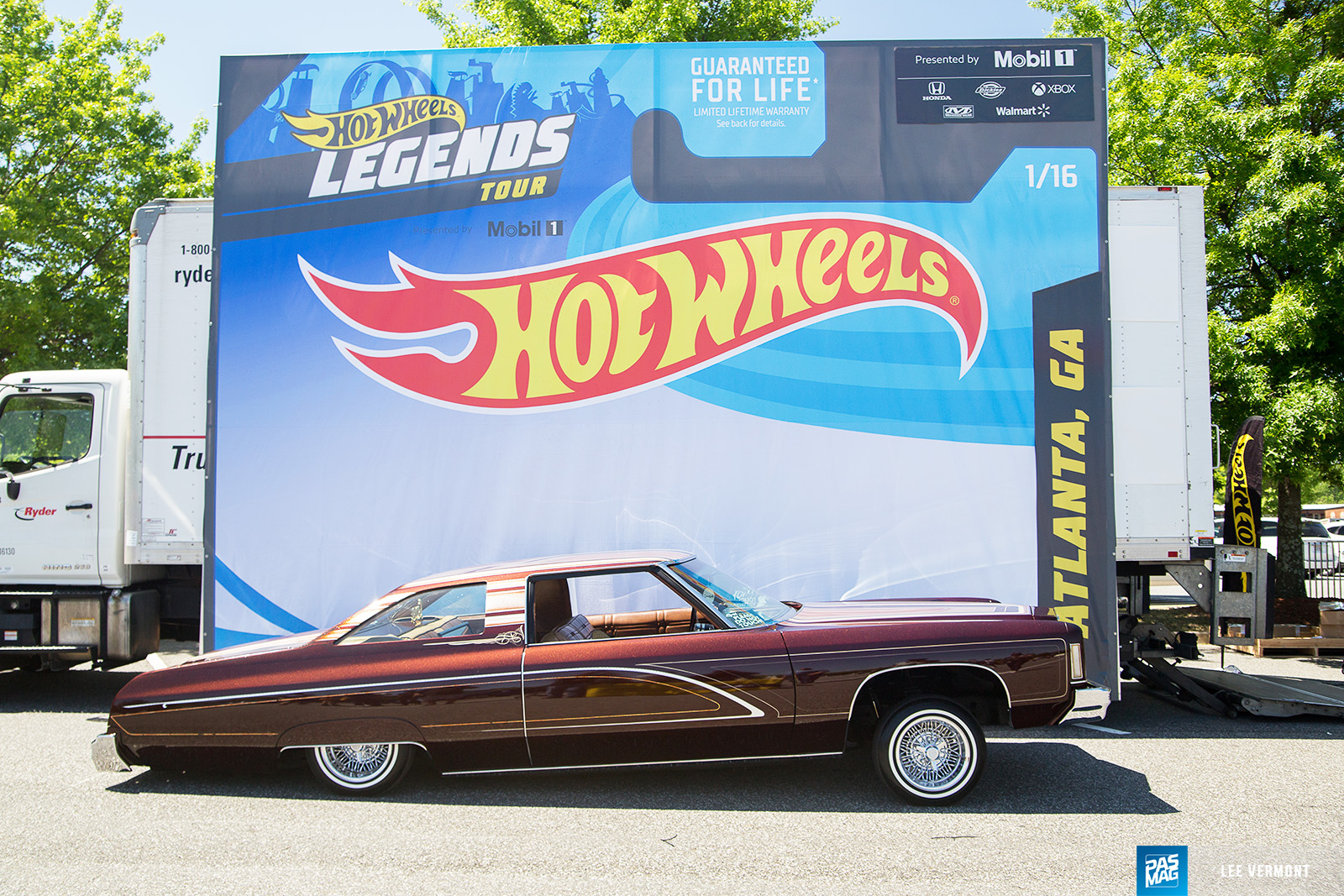 27 Hot Wheels Legends Tour 2019 Atlanta PASMAG