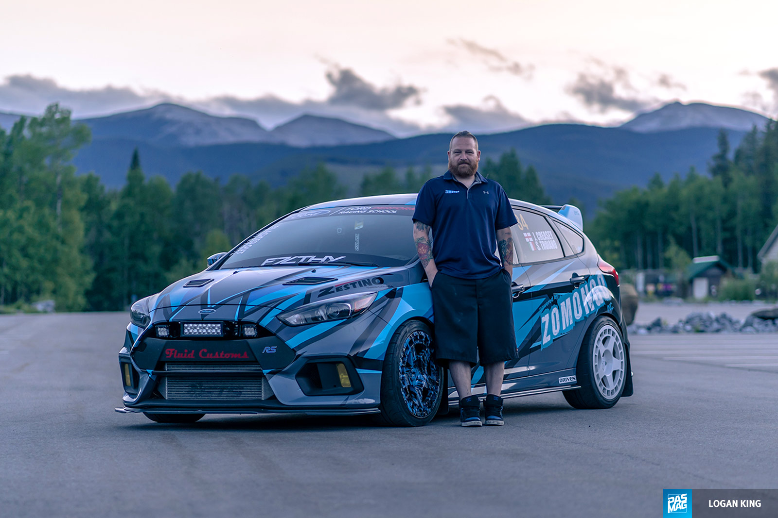 06 James Creasey 2017 Focus RS pasmag tuner battlegrounds driven champions