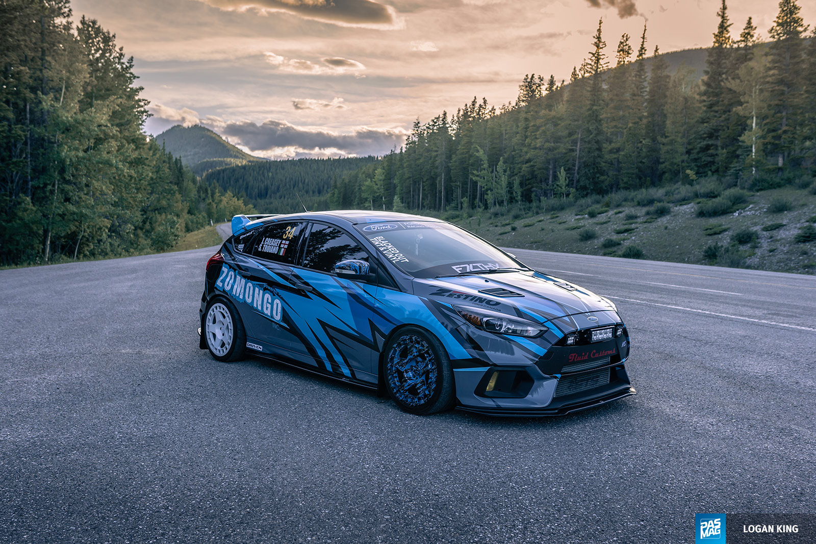 07 James Creasey 2017 Focus RS pasmag tuner battlegrounds driven champions