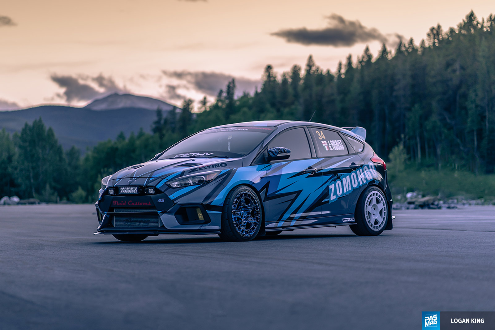 10 James Creasey 2017 Focus RS pasmag tuner battlegrounds driven champions