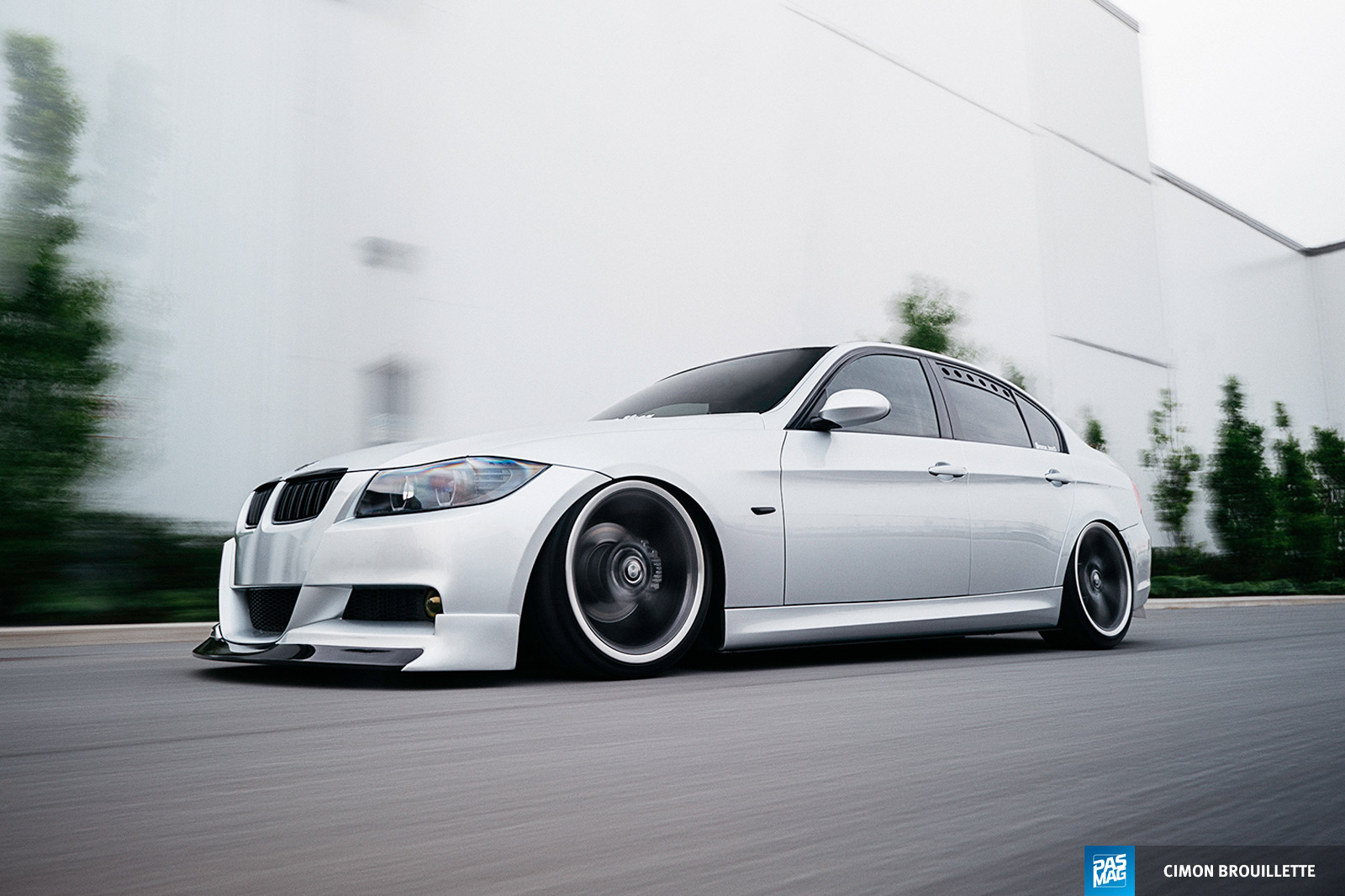 01 Marc Antoine Jeanson 2007 BMW 323i pasmag tuner battlegrounds