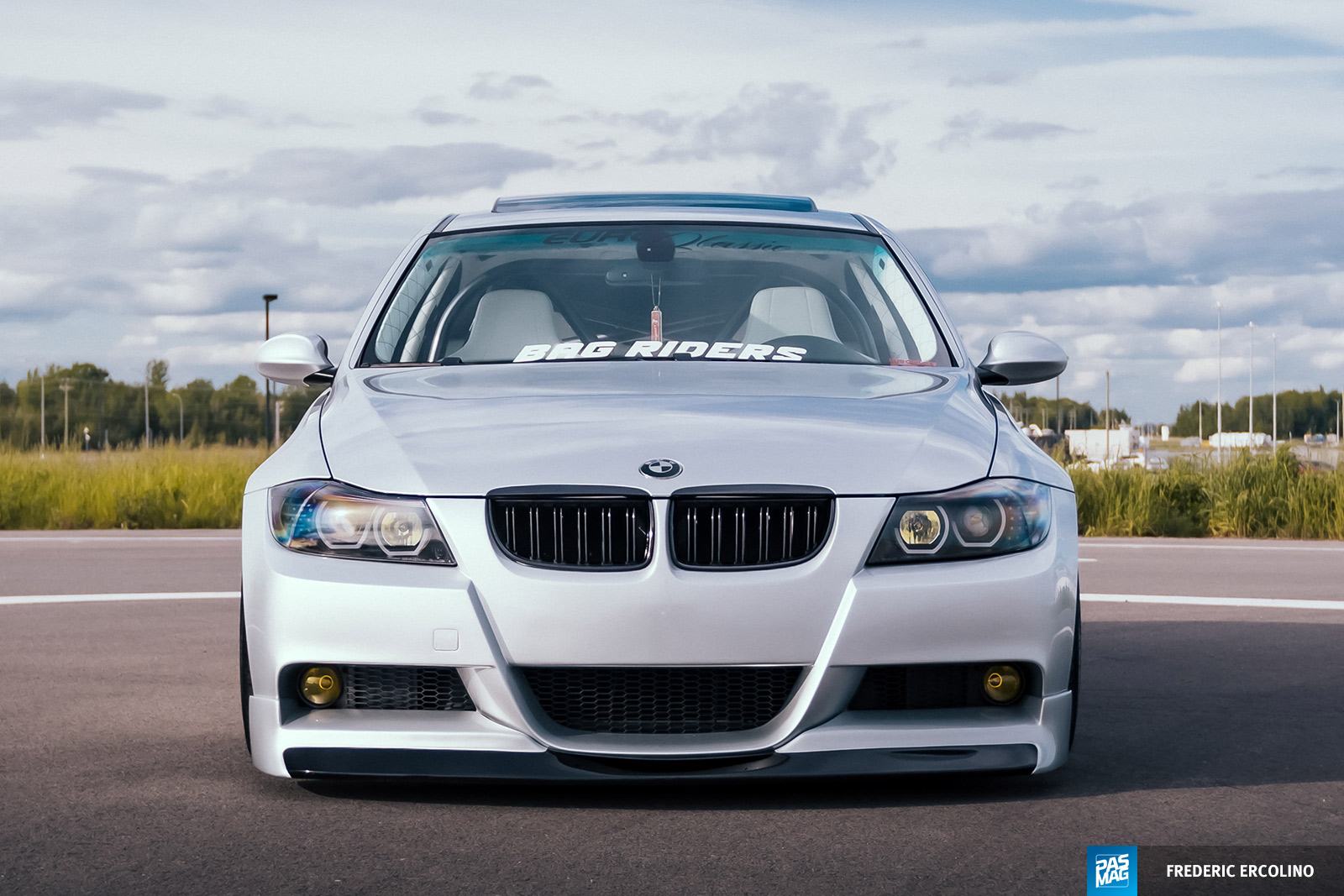 04 Marc Antoine Jeanson 2007 BMW 323i pasmag tuner battlegrounds