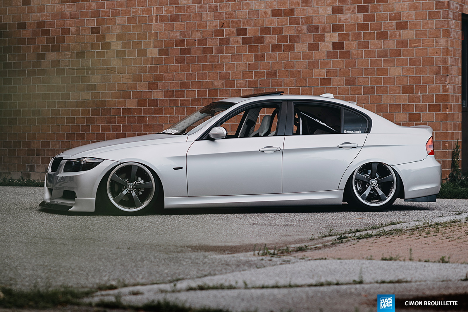 08 Marc Antoine Jeanson 2007 BMW 323i pasmag tuner battlegrounds