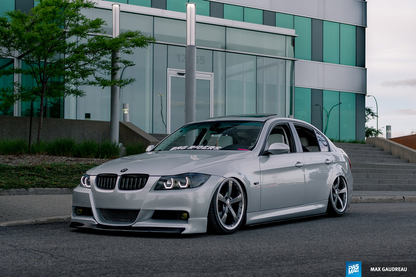 11 Marc Antoine Jeanson 2007 BMW 323i pasmag tuner battlegrounds