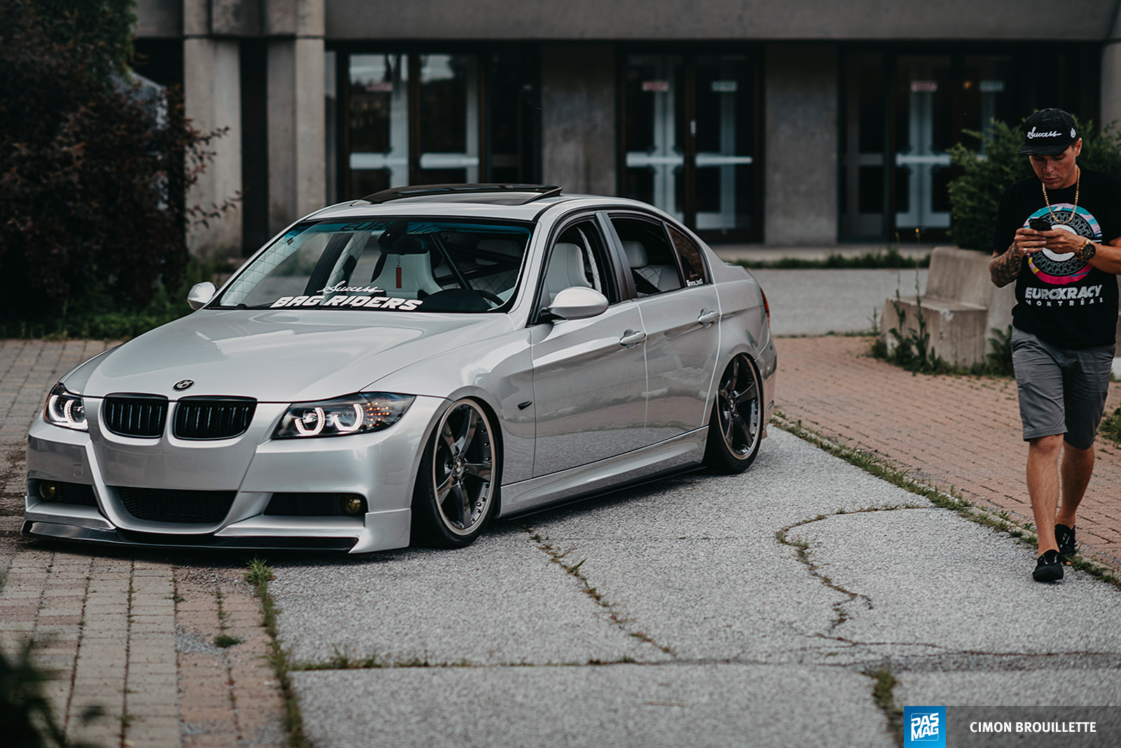 13 Marc Antoine Jeanson 2007 BMW 323i pasmag tuner battlegrounds
