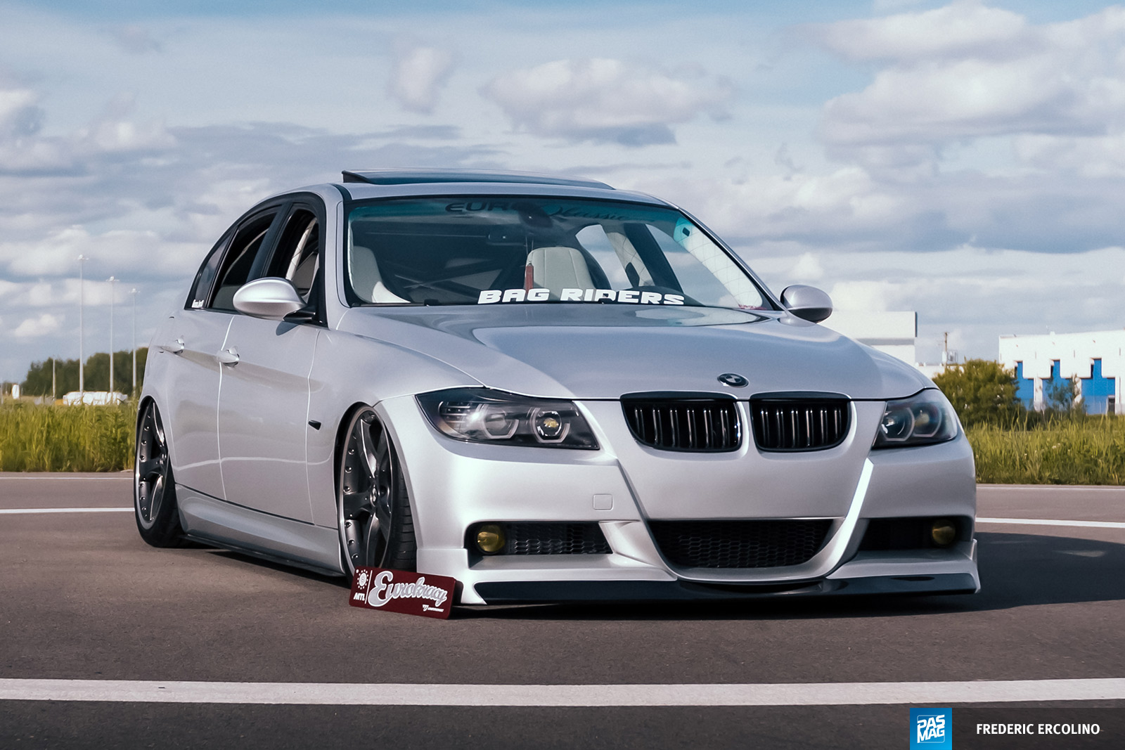 14 Marc Antoine Jeanson 2007 BMW 323i pasmag tuner battlegrounds
