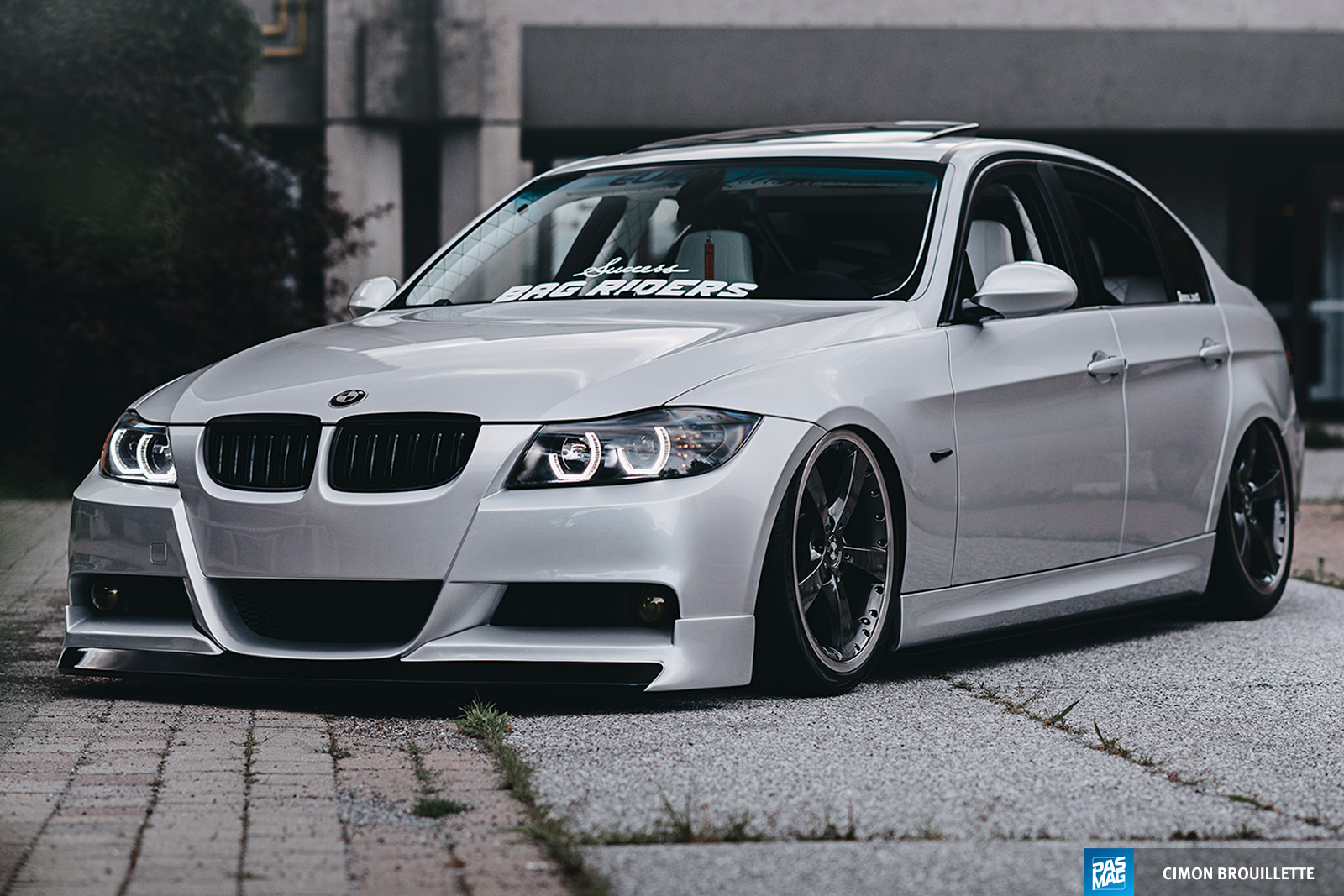 16 Marc Antoine Jeanson 2007 BMW 323i pasmag tuner battlegrounds