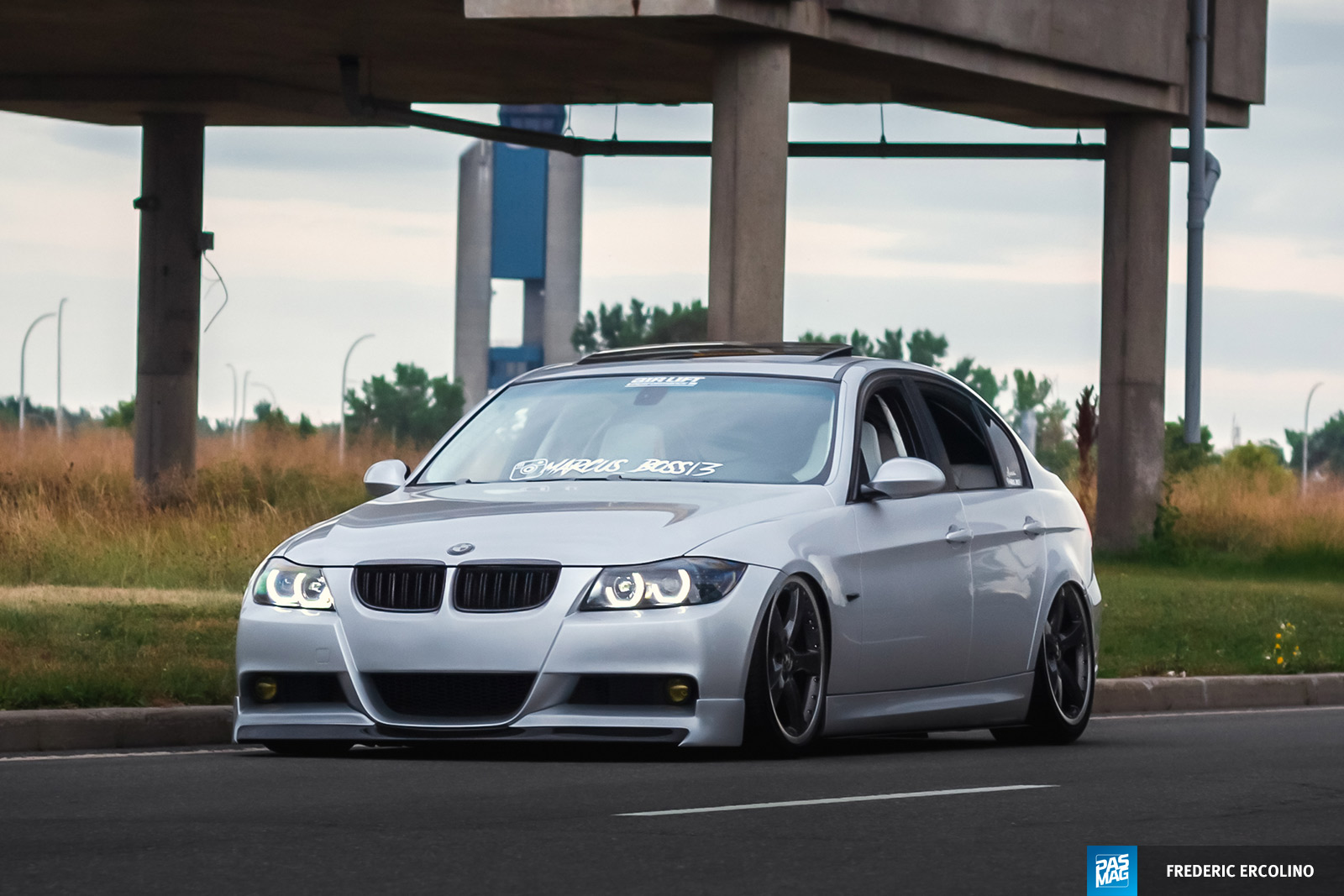 19 Marc Antoine Jeanson 2007 BMW 323i pasmag tuner battlegrounds