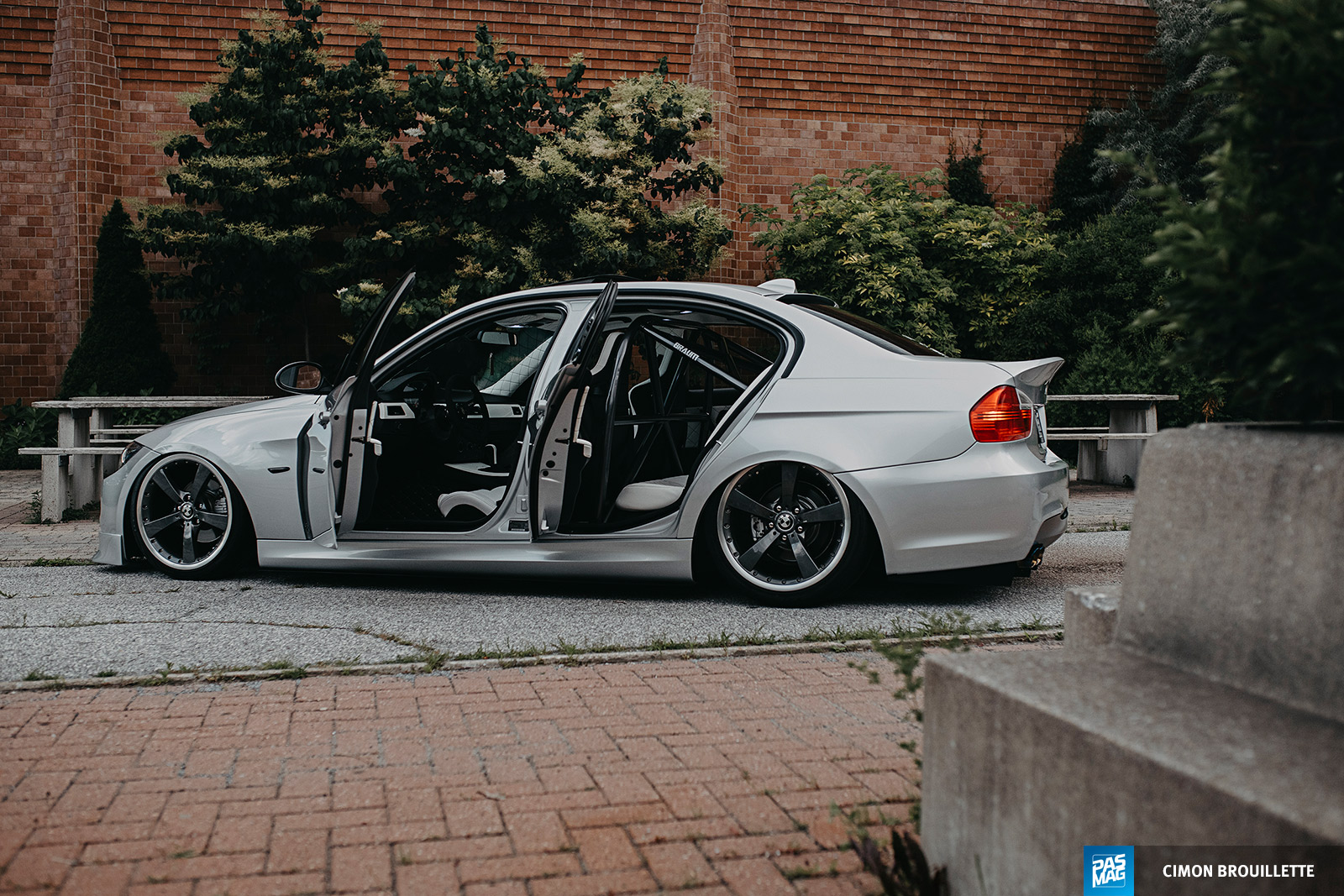 24 Marc Antoine Jeanson 2007 BMW 323i pasmag tuner battlegrounds