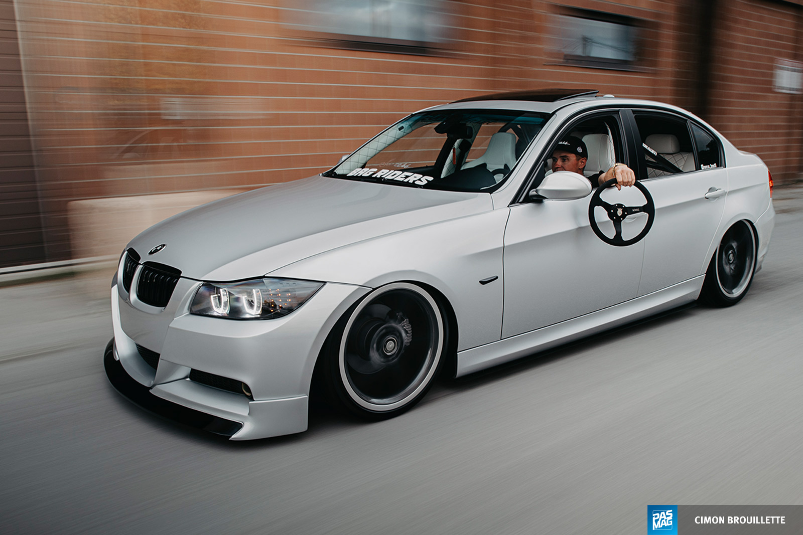 26 Marc Antoine Jeanson 2007 BMW 323i pasmag tuner battlegrounds