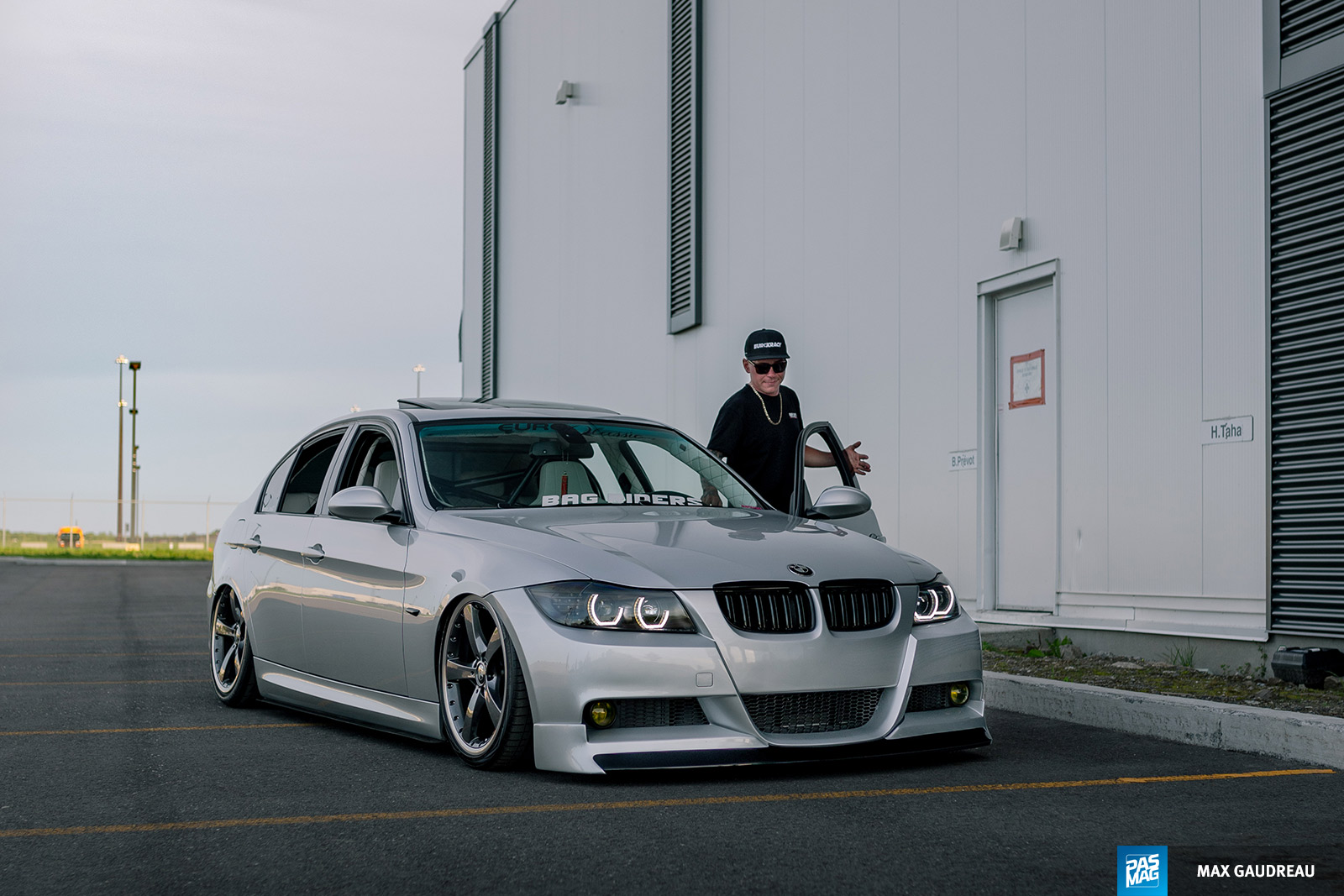 35 Marc Antoine Jeanson 2007 BMW 323i pasmag tuner battlegrounds