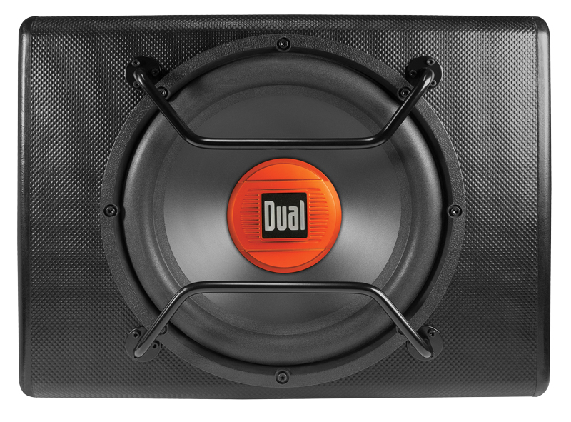 dual electronics ALB12 12 Amplified Subwoofer Ported Enclosure pasmag 03