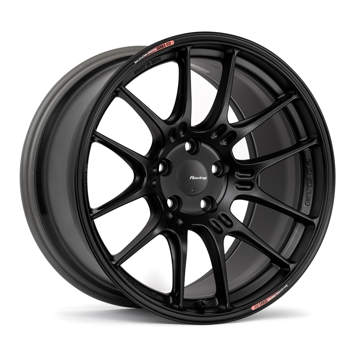 03 Enkei Wheels gtc02 matte black pasmag