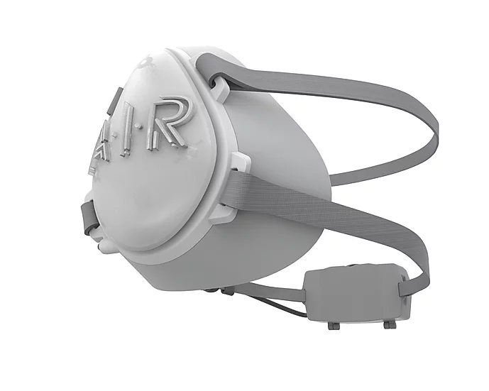 01 Antimicrobial Irradiation Respirator AIR Oracle Lighting UV Respirator pasmag