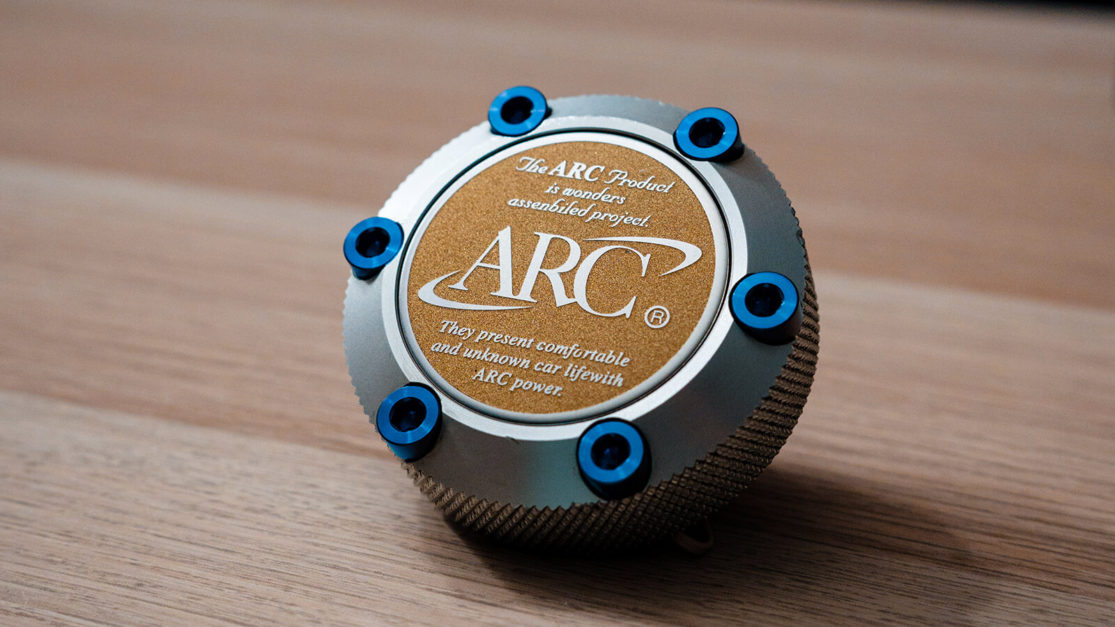 dress up bolts pasmag ARC Oil Cap 1
