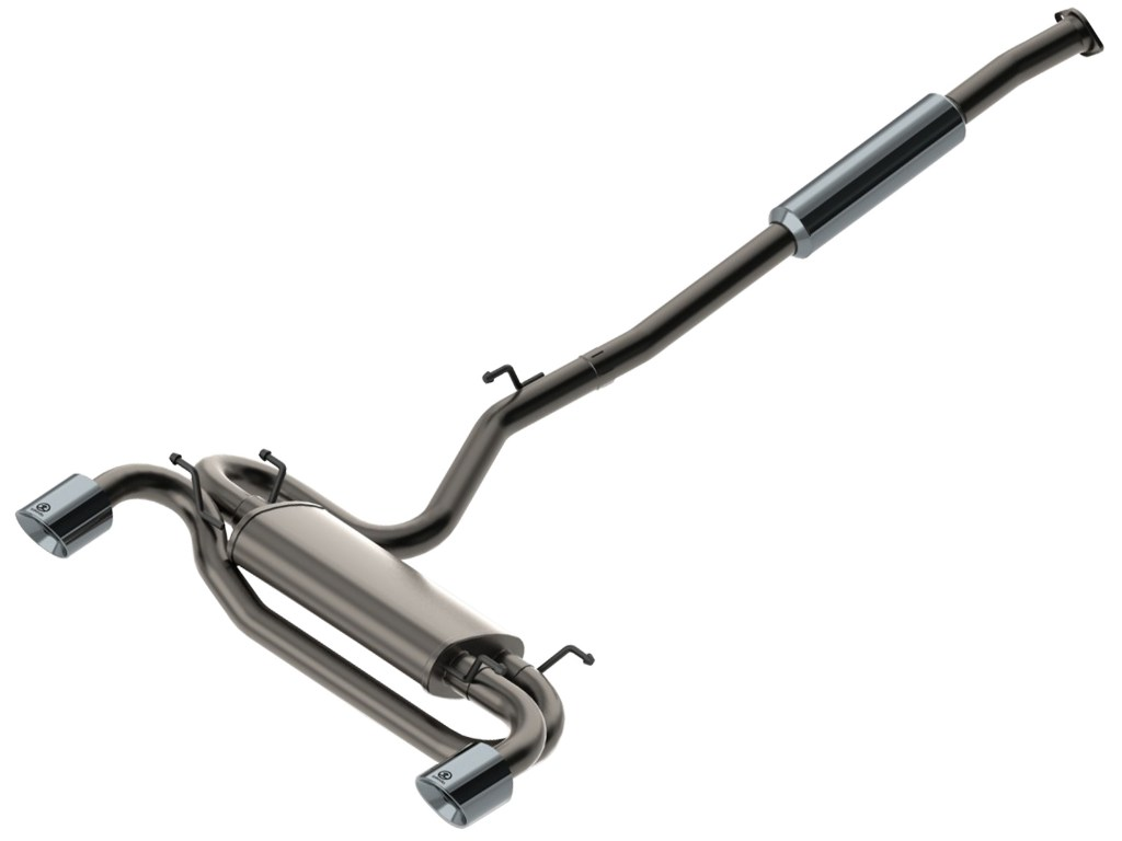 Takeda USA Releases the Cat-Back Exhaust System for the 2013 Scion FR-S/Subaru BRZ H4-2.0L