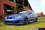 Step Up: Mark Berentson's 2008 Lexus ISF