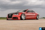 Woman in the Red Dress: Andrew Vespoli's 2009 Audi S5