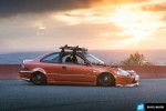 Build What Makes You Happy: Henry Vela's 1997 Honda Civic