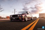 Two-Door Time Machine: CAtuned's E30 Throwback