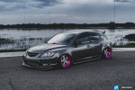 Starry Night Speed3: Amanda Kennedy's 2007 Mazdaspeed 3