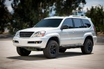 Eibach PRO-TRUCK-LIFT System Available for 2003-2009 Lexus GX470