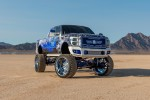 GRID Off-Road GF17 Equipped Ford Super Duty F-250