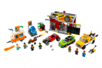 LEGO City Tuning Workshop Playset