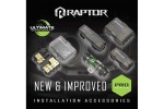 Raptor Launches Improved Pro Series of Car Audio Products at CES 2020