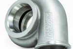 All New Precision Turbo Sportsman Stainless Steel V-Band Inlet/V-Band Outlet Turbine Housings