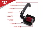 Unitronic Cold Air Intake System for 1.4TSI