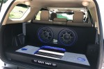 Car Audio Addiction: Bruce Miller's 2012 Toyota 4Runner