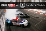 Formula Drift Announces Partnership with Facebook