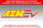 AEM Electronics Announces Performance EV Products Brand - AEM EV