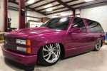 Full-Interior Transformation: Mobile Toys Inc 1993 Chevy Blazer