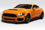 Duraflex Grid Widebody Kit for 2018-2020 Ford Mustang