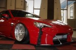 Rally Backer Version 2 Type S Widebody Kit For 2012-2016 Scion FR-S / Toyota 86