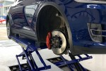 EBC Brakes Two-Piece Fully Floating Rotors for the Tesla Model X/S