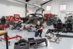 Papadakis Racing Starts Build For New 1,000 HP Supra Competition Car