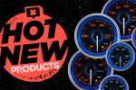 PASMAG Unboxing: Prosport Crystal Blue Series Gauges