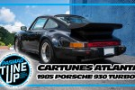 Cartunes Atlanta Upgraded 1985 Porsche 930 Turbo