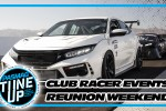 Reunion Weekend 2020 Hosted by Club Racer Events, Featuring VTEC Club USA & NDF Attack Challenge