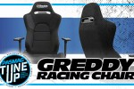 GReddy Racing Chair for Office and Gaming