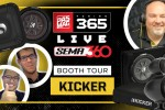 PASMAG Tuning 365: SEMA360 Booth Tour - Kicker Audio