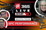 PASMAG Tuning 365: SEMA360 Booth Tour - Specialty Products Company / SPC Performance