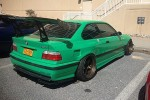 Felony Form BMW E36 Coupe Overfender kit